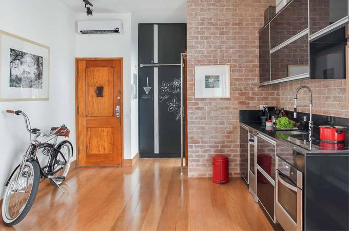cozinha com tijolo3